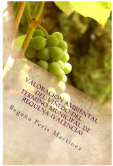 libro valoracion ambiental viñedo